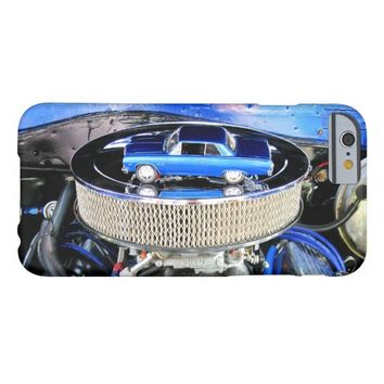 1965 Chevy Chevelle Blue-iPhone 6 Case