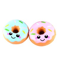 Lovely Doughnut Cream Scented Squishy Slow Rising Squeeze Toys