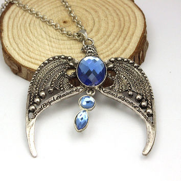 New Arrival Gift Stylish Shiny Jewelry Harry Potter Vintage Pendant Necklace [6058467201]