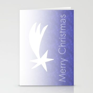Merry Christmas Stationery Cards by Josep Mestres