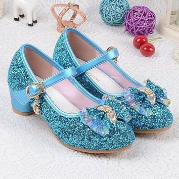 Girls Wedding Shoes Enfants