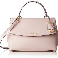 Michael Kors Ava Medium TH Satchel BLOSSOM