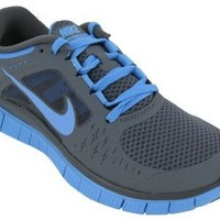 Amazon.com: Nike Free Run+3 Womens Running Shoes 510643-040: Shoes