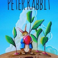 Peter Rabbit by Beatrix Potter Illustrated by Cindy Thornton