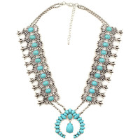 Turquoise Naja Necklace (more colors)