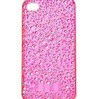 Jeweled iPhoneCase - PINK - Victoria's Secret