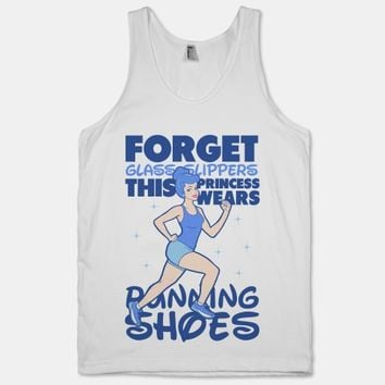 Forget Glass Slippers this Princess Wears Running Shoes
