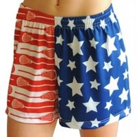 Sublimated Sportabella USA Loose Short - Sportabella, Ltd Store