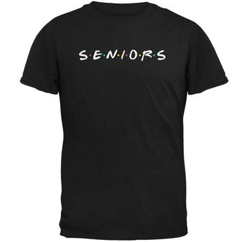 DCCKU3R Graduation Seniors Parody Mens T Shirt