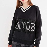 adidas Originals Adibreak V-Neck Sweatshirt | Urban Outfitters