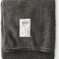 AEO Men's Woolrich X  Atlas Blanket (Grey)