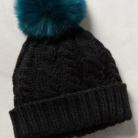 Sidonie Pom Beanie by Anthropologie