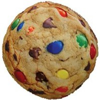 iscream / Yummy Treats Scented Candy Chip Cookie Microbead Pillow