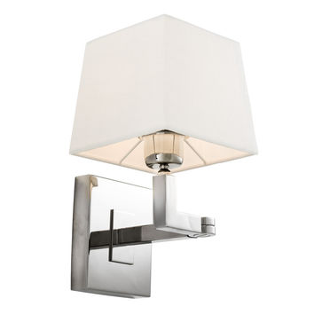 Eichholtz Cambell Wall Lamp - Nickel