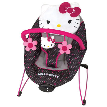 Baby Trend Hello Kitty EZ Bouncer Polka Dot