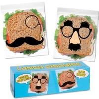 Accoutrements Lunch Disguise Sandwich Bags