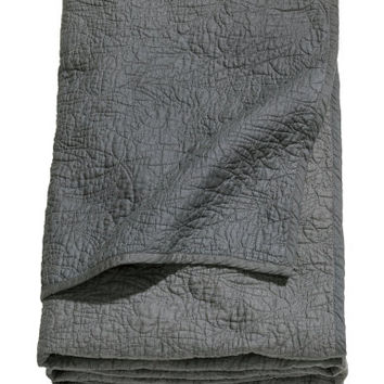 H&M King/Queen Quilted Bedspread $129