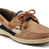 Sperry Top-Sider Women's Plaid Bluefish 2-Eye Boat Shoe