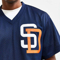 Mitchell & Ness San Diego Padres Jersey | Urban Outfitters