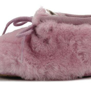 ESBI7E UGG Australia for Women: Toddlers I Pup Rose Boots