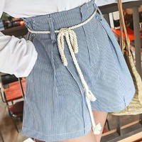 Summer Marine Strap Shorts