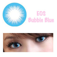 EOS Lens - Bubble Blue