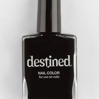 Destined Nail Color Take Me Black One Size For Women 27395810001