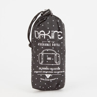 Dakine Stashable Duffle 33L Black/White One Size For Women 26185912501