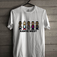 Kanye West Rapper Shirt For Man And Woman Shirt / Tshirt / Custom Shirt