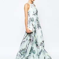 Ted Baker Marxel Torchlit Floral Maxi Dress