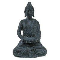 Threshold™ Buddha Pillar Candle Holder