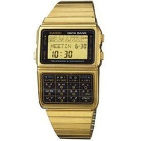 Casio Gold Databank Watch