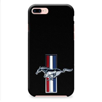 FORD MUSTANG CARBON FIBER iPhone 8 | iPhone 8 Plus Case
