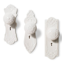 Set of Three Mortise Decorative Wall Hooks design by imm Living