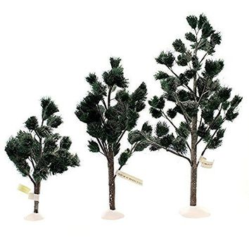 Department 56 Village Jack Pines - Set of 3 #52622