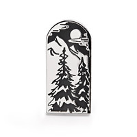 Wilderness Lapel Pin