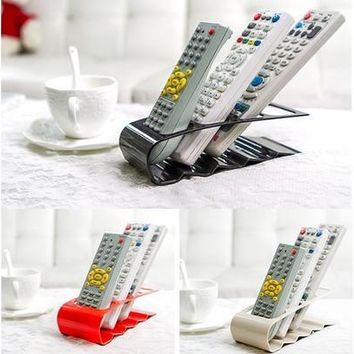 TV/DVD/VCR Step Remote Control,Mobile Phone Holder Stand,Storage & Organiser [8045581831]