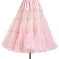 Va Va Voluminous Petticoat in Cotton Candy