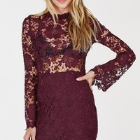 Hopeless Romantic Crochet Dress