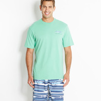 Striped Bass Graphic Pocket T-Shirt