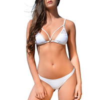Sexy Lilly Bikini Swimsuit in Black or White