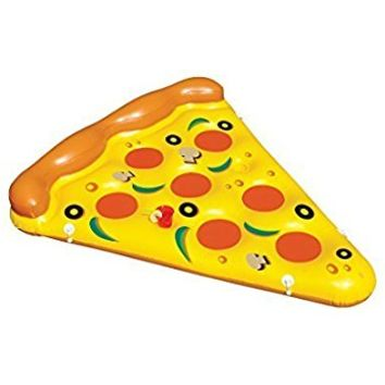 InflatablesGiant 6-Foot By 5-Foot Giantic Pizza Slice (Pepperoni )