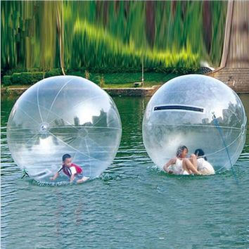 JIA INF 1.3-3m  walking ball inflatable water walking ball water toys dance ball inflatable water ball with free shipping