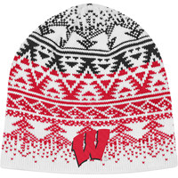 Wisconsin Badgers adidas Women's Mountain Knit Hat