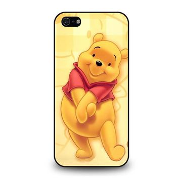 WINNIE THE POOH Disney iPhone 5 / 5S / SE Case Cover
