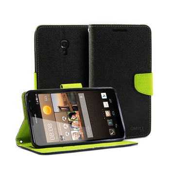 Wallet Case Classic for Huawei Ascend Mate 2