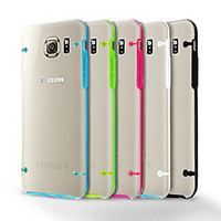 Glow in Dark Luxury Luminous Case For Samsung Galaxy S6 G9200