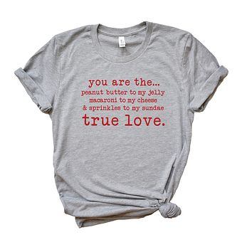 You are the... Short Sleeve Graphic Tee