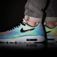 Nike Air Max 1 Ultra Moire QS 3M Womens Mens Grow In Dark - $69.99