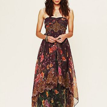 Free People Indian Enchantment Dress